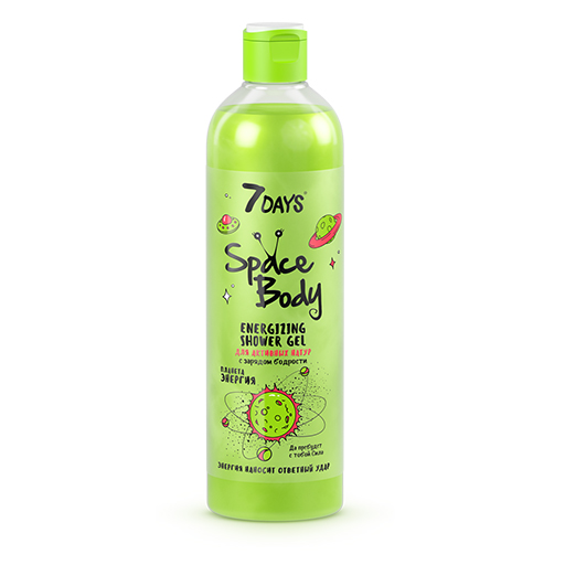 картинка ENERGIZING SHOWER GEL